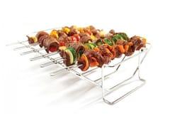 Accessorio per barbecue in acciaioSUPPORTO MULTIFUNZIONE - BROIL KING ITALIA • MAGI&CO