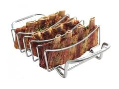 Accessorio per barbecue in acciaioSUPPORTO RIB-RACK - BROIL KING ITALIA • MAGI&CO