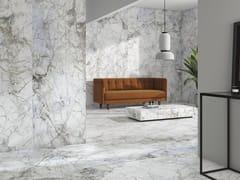 Pavimento/rivestimento in gres porcellanato effetto marmoSUPREME - MUSEUM