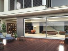 Porta-finestra in alluminioSUPREME S700 - ALUMIL