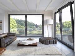 Porta-finestra in alluminioSUPREME S91 - ALUMIL