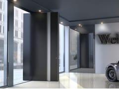 Porta d'ingresso a bilicoSUPREME SD115 - ALUMIL