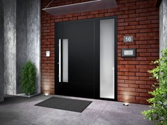 Porta d'ingressoSUPREME SD95 - ALUMIL