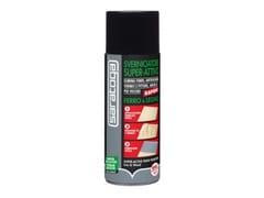 Sverniciatore spray per ferro e legnoSVERNICIATORE SUPER-ATTIVO   Spray - SARATOGA INT. SFORZA