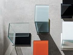 Tavolino in vetro SWAN CLEAR - Swan