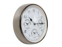 Orologio in acciaio da pareteSWEEP - KARE DESIGN