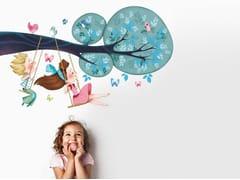Adesivo da parete per bambiniSWING BOYS/GIRLS - ACTE DECO