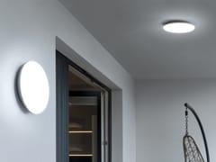 Lampada da parete / lampada da soffitto in polietileneSWITCH - LINEA LIGHT GROUP