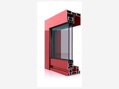 Twin Systems, SX 120 Profilati per finestre e porte scorrevoli in alluminio