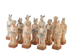 Soprammobile in ceramicaSYMBOLIC ANIMAL - POLS POTTEN