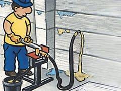 Pompa manuale da 40 bar per iniezioni murarie di resine SYNTECH HAG POMPA AZ-PT/B - SYNTECH