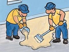 Rivestimento epossidico colorato per pavimentazioni in cls SYNTECH PAVICROM - SYNTECH