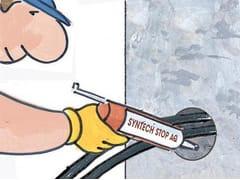 Sigillante plastico per impermeabilizzare tubi con cavi SYNTECH STOPAQ - SYNTECH