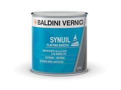 Vernice brillante poliuretanica monocomponenteSYNUIL FLATTING BARCHE - CROMOLOGY ITALIA