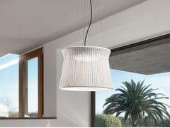 Lampada a sospensione per esterno a LED in fibra sinteticaSYRA 60 OUTDOOR - BOVER IL. LUMINACIÓ & MOBILIARIO