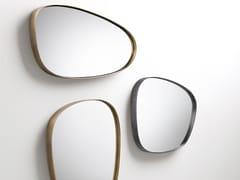 Specchio da parete con cornice in metalloSYRO | Specchio - DE CASTELLI