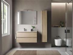 Mobili bagno con specchioSYSTEM 01 - BLOB