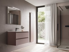 Mobili bagno con specchioSYSTEM 02 - BLOB