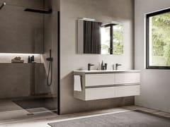 Mobili bagno con specchioSYSTEM 06 - BLOB