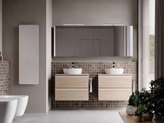 Mobili bagno con specchioSYSTEM 07 - BLOB