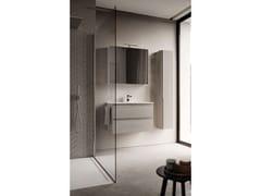 Mobili bagno con specchioSYSTEM 08 - BLOB
