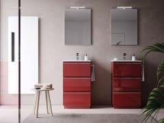 Mobili bagno con specchioSYSTEM 10 - BLOB