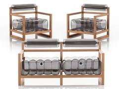 Lounge set da giardinoYOKO   Lounge set da giardino - MOJOW