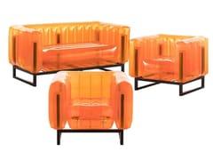 Lounge set da giardinoYOMI EKO   Lounge set da giardino - MOJOW