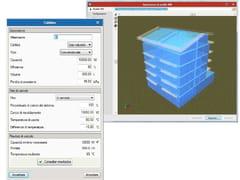 Dimensionamento sistema a pannelli radianti PANNELLI RADIANTI BIM -