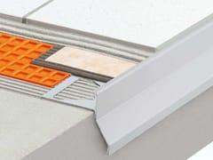 Profilo e scossalina per impermeabilizzazione Schlüter®-BARA-RKK/-RKKE - Profili per bordi di balconi e terrazzi