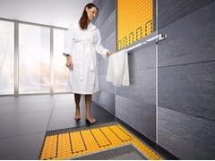 Riscaldamento elettrico a parete e pavimentoSchlüter®-DITRA-HEAT - SCHLÜTER-SYSTEMS ITALIA