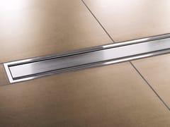 Schlüter-Systems, Schlüter®-KERDI-LINE Sistema di scarico per docce a filo pavimento