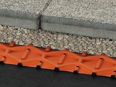 Schlüter-Systems, Schlüter®-TROBA Sistema di drenaggio per balconi e terrazzi