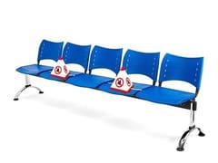 Made Design, Seat Blocker Segnaletica per distanziamento