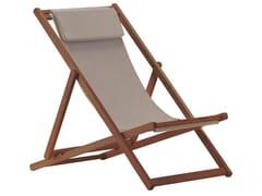 Sedia a sdraio reclinabile RELAX -