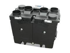 RDZ, Silavent HRX2D-FC Impianto di ventilazione meccanica forzata