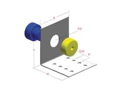 Sistemi di sospensione acusticiSilenz PND - 3THERM S.R.L.
