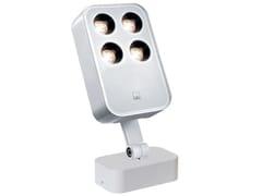 Proiettore per esterno in alluminio pressofusoSiri 2.1 - L&L LUCE&LIGHT