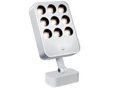 Proiettore per esterno in alluminio pressofusoSiri 3.1 - L&L LUCE&LIGHT