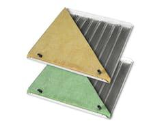 Pannello radiante a soffittoSistema b!klimax+ Copper 8 - RDZ
