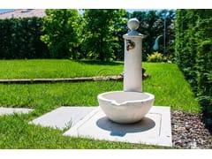 Fontana da giardino in pietra naturaleFontanella 4 - GARDEN HOUSE LAZZERINI