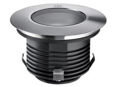 Faretto per esterno a LED in alluminio da incassoSmoothy 5.4 - L&L LUCE&LIGHT