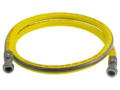 Accessori per rete e canalizzazioneTubo flessibile in acciaio inox per gas - WÜRTH