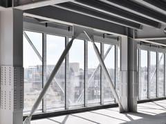 Strutture in acciaioCostruzioni in acciaio - PICHLER PROJECTS
