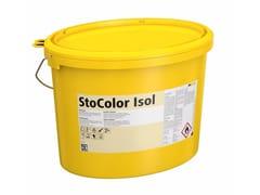 Pittura sbarrante per il risanamentoStoColor Isol - STO ITALIA