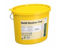 Pittura ai silicatiStoSil Struktur - STO ITALIA
