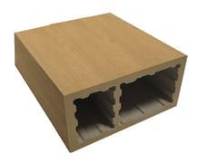 Frangisole in legno composito INFINITY 120 - Infinity