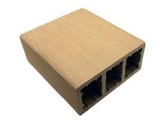NOVOWOOD, INFINITY 90 Frangisole in legno composito