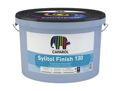 Pittura ai silicati per esterniSylitol-Finish 130 - DAW ITALIA GMBH & CO. KG