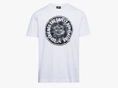 DIADORA UTILITY, T-SHIRT GRAPHIC ORGANIC BIANCO T-shirt da lavoro